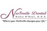 NU SMILE DENTAL logo