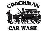COACHMAN CAR WASH logo