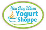 You Say When Yogurt logo