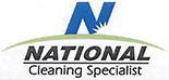 NATIONAL CLEANING SPECIALISTS logo