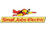 SMALL JOBS ELECTRIC logo