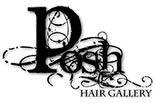 POSH HAIR GALLERY logo