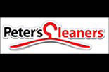 PETERS CLEANERS & ALTERATIONS logo