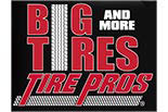 BIG TIRES AND MORE logo