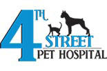 4th Street  Pet Hospital logo
