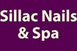 SILLAC NAILS & SPA logo