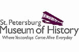 St. Petersburg Museum Of History logo