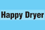 HAPPY DRYER logo