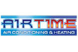 AIR TIME AIR CONDITIONING logo