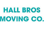 HALL BROTHERS MOVING COMPANY logo