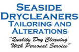 SEASIDE DRY CLEANERS logo