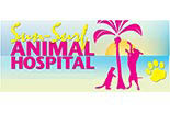 SUN SURF ANIMAL HOSPITAL logo
