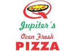 JUPITER'S PIZZA logo
