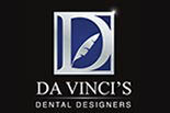 DA VINCI DENTAL logo