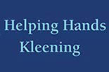 HELPING HANDS KLEENING logo