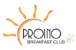 PROINO BREAKFAST CLUB logo
