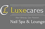 Luxe Cares Nail Spa logo