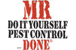 MR DO IT YOURSELF PEST CONTROL logo
