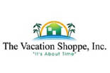 THE VACATION SHOPPE logo