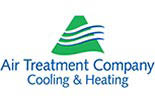 AIR TREATMENT COMPANY logo
