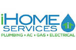 iHOME SERVICES Air Conditioning & Heating logo
