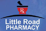 LITTLE ROAD PHARMACY logo