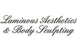 LUMINOUS AESTHETICS & BODY SCULPTING logo