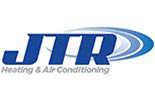 JTR HEATING & AIR CONDITIONING logo