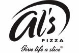AL'S PIZZA logo