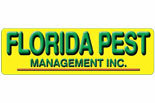 FLORIDA PEST MANAGEMENT logo