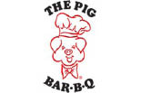 THE PIG BAR B Q logo