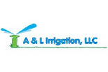 A & L IRRIGATION logo