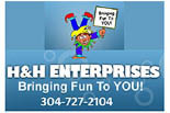 H & H Enterprises logo