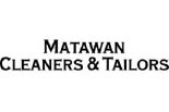 MATAWAN CLEANERS logo