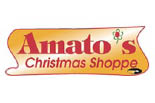 AMATOS GARDEN CENTER logo