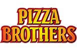 PIZZA BROTHERS/GREEN  BROOK logo