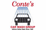 RAIN TUNNEL CAR WASH logo