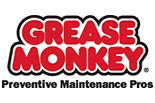 GREASE MONKEY/EAST BRUNSWICK logo