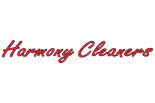 HARMONY CLEANERS logo