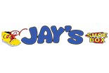 Jay's  Shoe Box/Morganville logo