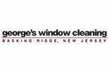 GEORGES WINDOW CLEANING logo