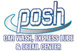 POSH WASH & LUBE/PLAINFIELD logo