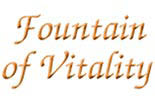 FOUNTAIN OF VITALITY logo
