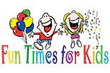FUN TIMES FOR KIDS logo