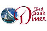 RED BANK DINER logo