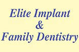 ELITE DENTISTRY logo