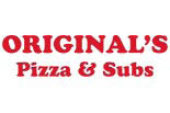 ORIGINALS PIZZA AND SUBS logo