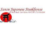 SANSU JAPANESE STEAK HOUSE logo