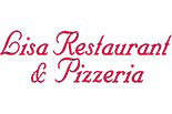 LISA PIZZA logo