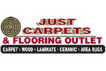 JUST CARPET & FLOORING logo
